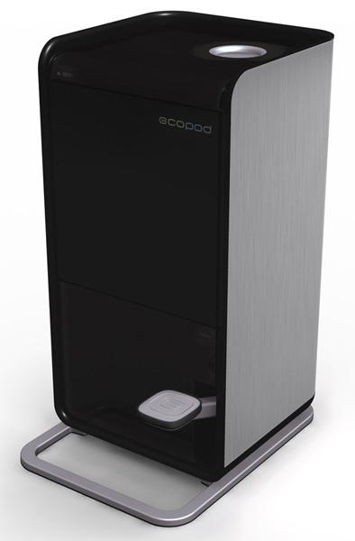 Ecopod - Svart
