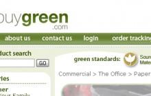 Handla grönt