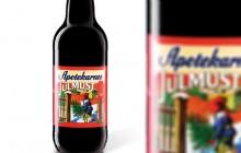 Apotekarnes julmust får ny flaska