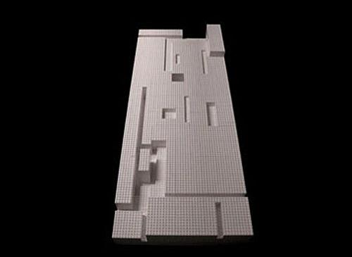 Lego skyskrapa