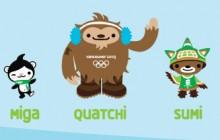 OS i Vancouver 2010 har fått maskots