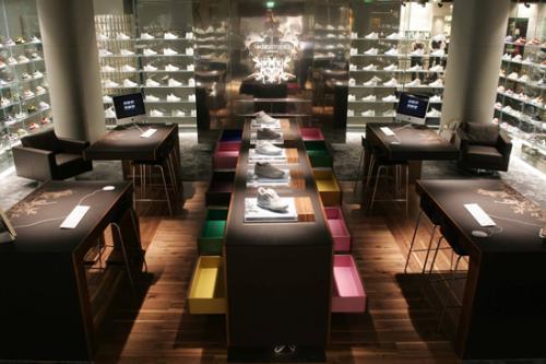 Nike iD London Studio