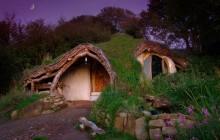 Miljövänligt hus i Wales