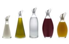 Flaskor som inte droppar