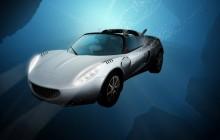 sQuba – en undervattensbil