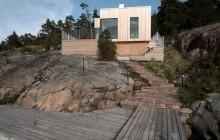 Sjöbod/hus av Marge Arkitekter