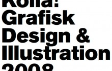 Kolla! Grafisk design & illustration 2008