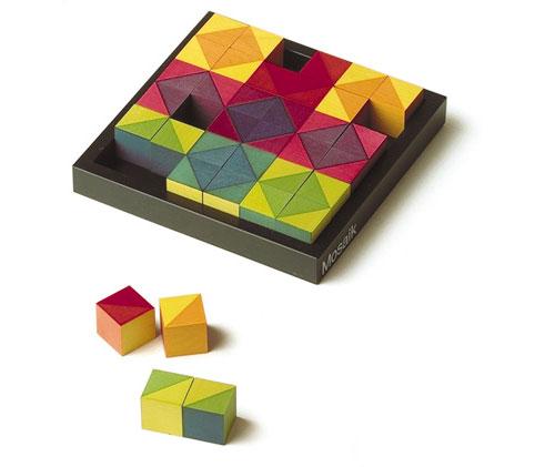 Naef Spiele - Mosaik (36 bitar)