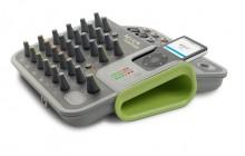 4-kanals mixerbord för iPods