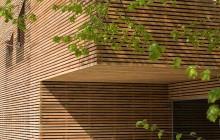 UAX kontor/butik av Kamil Mrva Architects