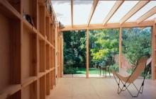 Spegelhus av Ullmayer Sylvester Architects