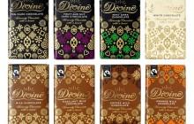 Snyggt och gott från Divine Chocolate