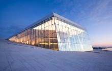 Operahuset i Oslo av Snøhetta