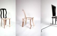 31 studenter skapar 5 stolar