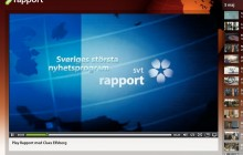 Play Rapport – Nyheter on demand