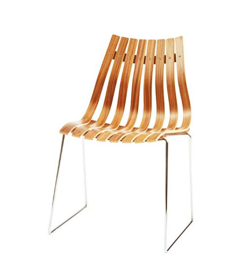 Below The Clouds » Scandia av Hans Brattrud :  modern contemporary chair wooden chair clouds