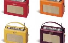 Klassisk design från Roberts Radio