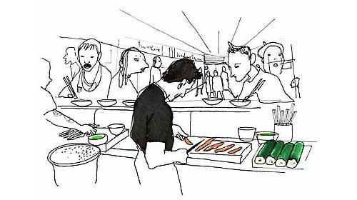 Illustration: Stina Wirsen