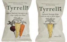 Fina och goda chips från Tyrrells