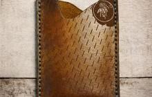 Handgjorda plånböcker från Makr