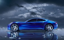 Karma från Fisker Automotive
