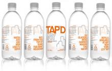 Tap'd NY – Kranvatten på flaska