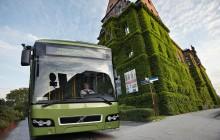 Hybridbuss från Volvo