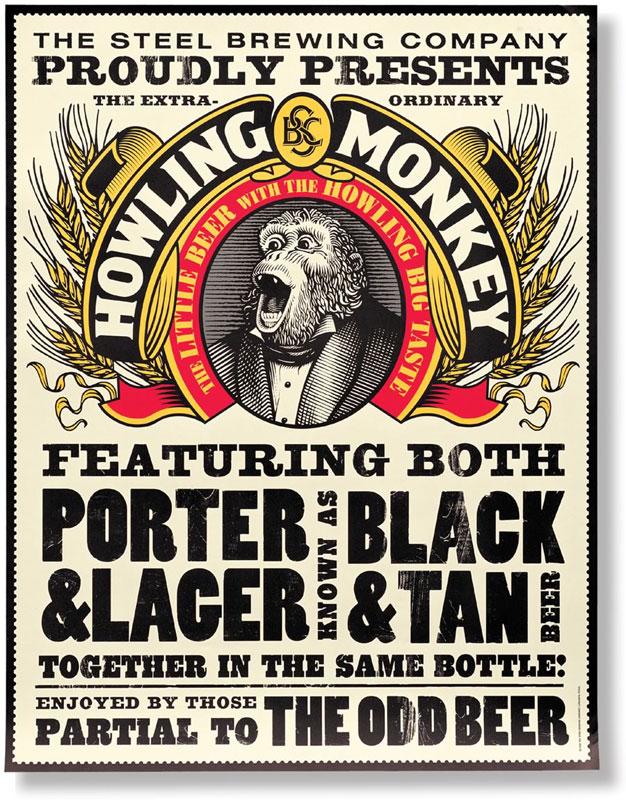 Howling Monkey
