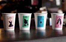 Kaffekonst på Solde