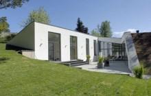 Villa UH1 av RB Arkitektur