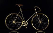 En cykel av guld