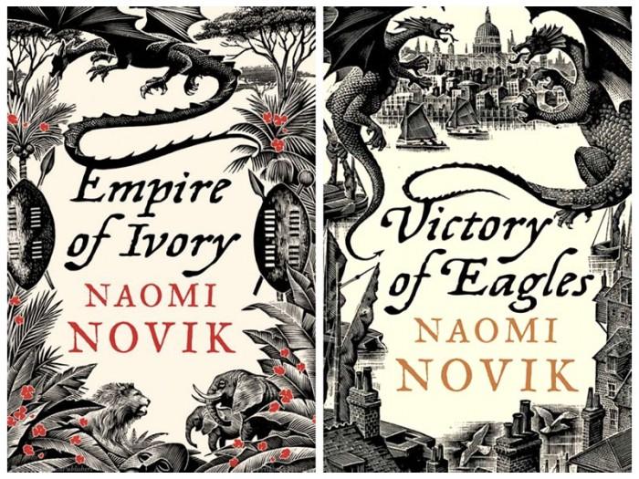 Författare: Naomi Novik
