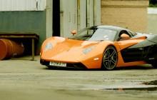 Marussia – Sportbil från Ryssland