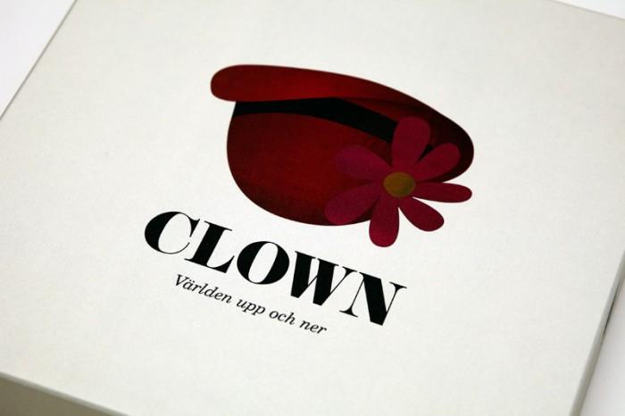 Clown - Världen upp och ner