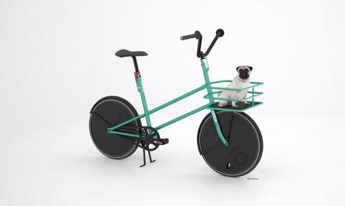 OPENbike / LOTS Design + Koucky & Partners