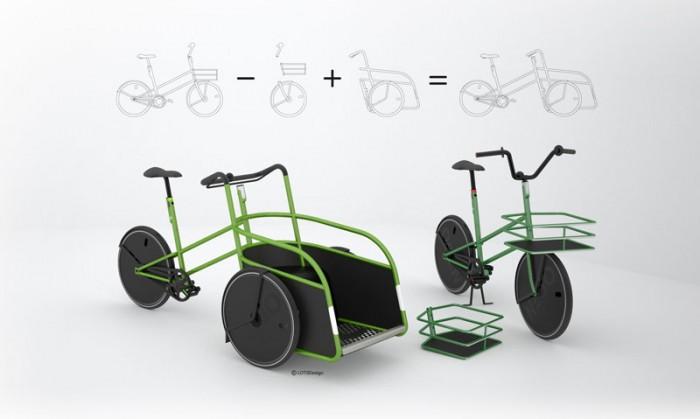 OPENbike / LOTS Design + Koucky & Partners