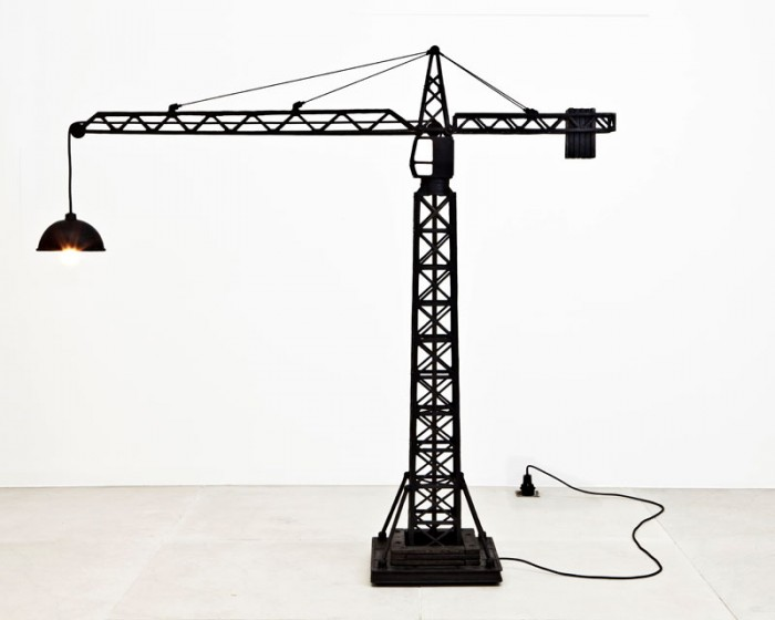 Crane Lamp, 2010 / Studio Job