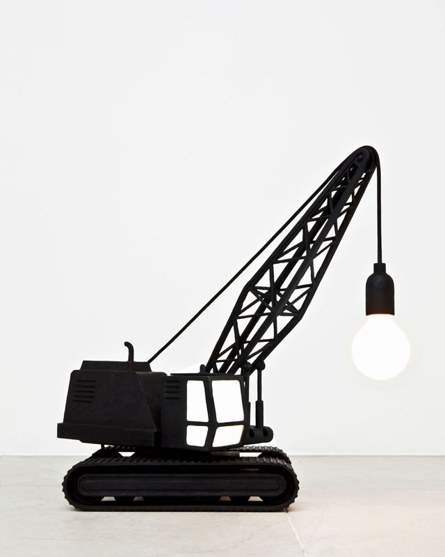 Wrecking Ball Lamp / Studio Job