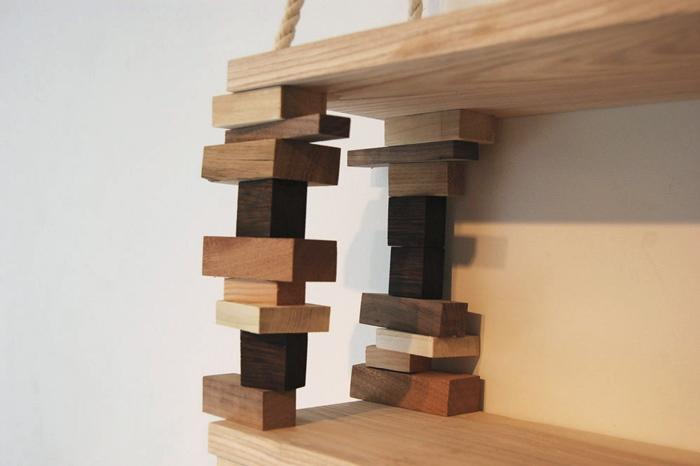 Blockshelf / Foto: Trine Stephensen