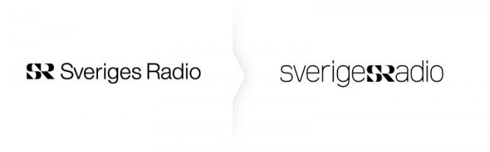 Sveriges Radio / Logo (Gamla / Nya)