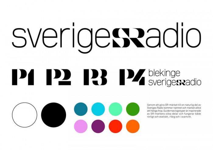 Sveriges Radio / Visuell identitet