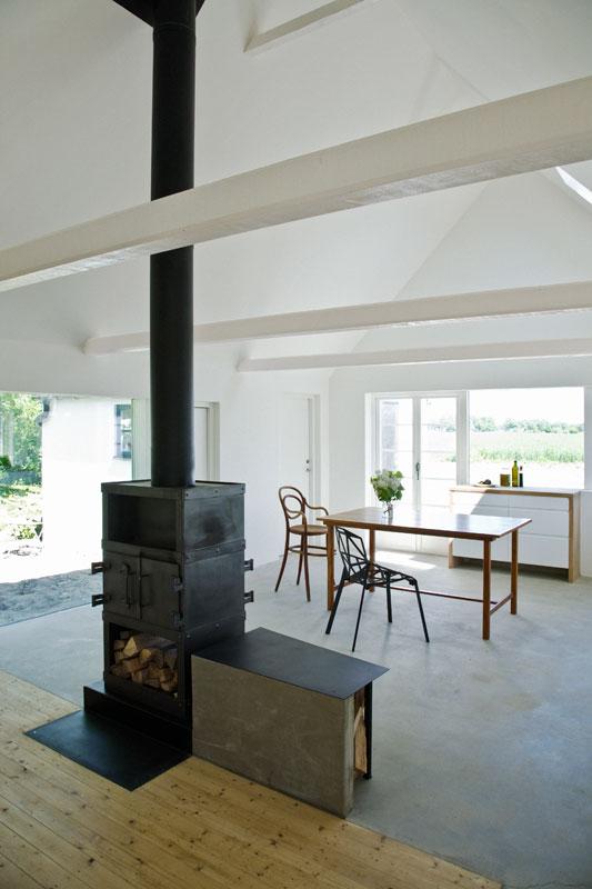Summerhouse i Skåne / Foto: Laura Stamer