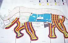 Alternativ stadsplanering i Juba