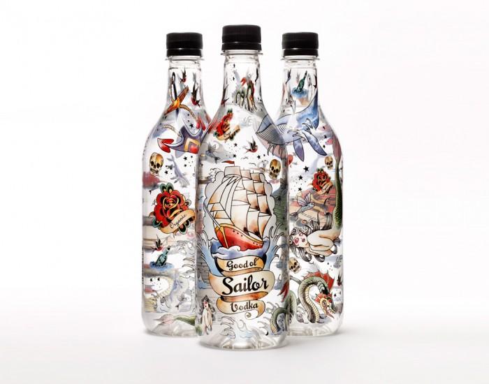 Good ol' Sailor Vodka