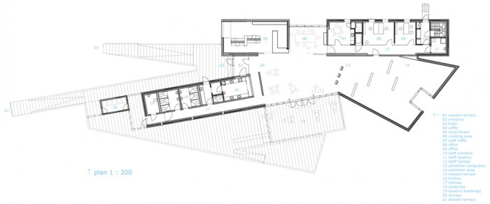 Snæfellsstofa / Arkís Architects