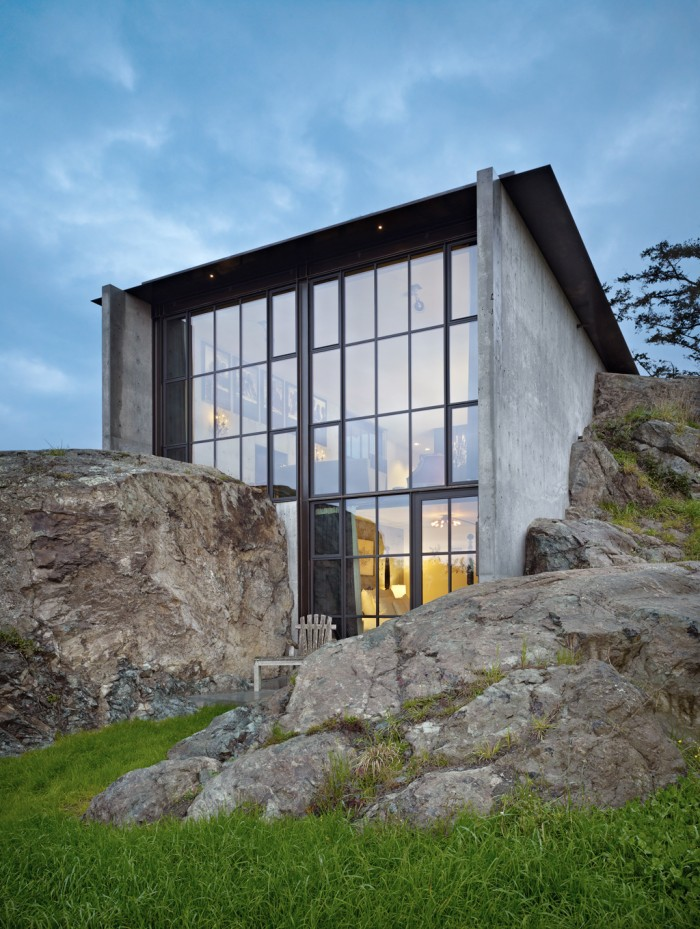 The Pierre / Foto: Benjamin Benschneider/Olson Kundig Architects