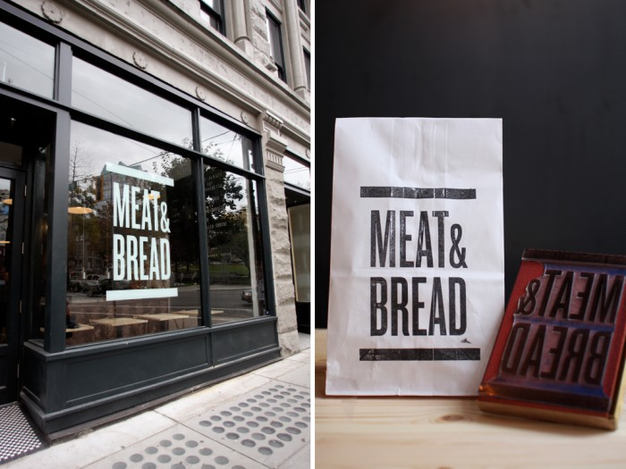 Meat & Bread / Glasfurd & Walker