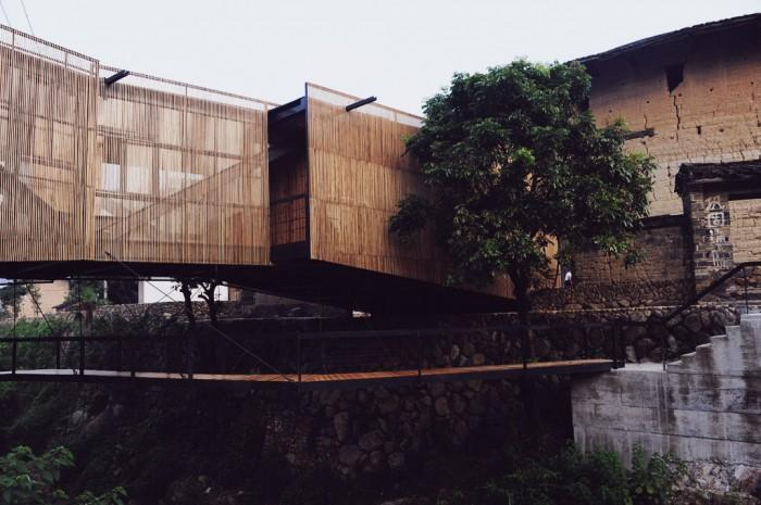 Bridge School / Li Xiaodong Atelier