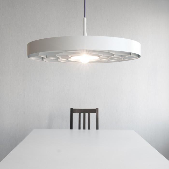 Lily lamp / Foto: Peder Torget