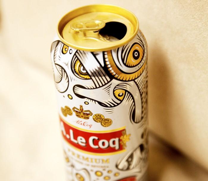 A. Le Coq Premium (3)